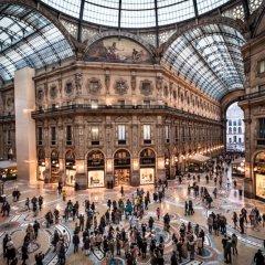 Отель The Square Milano Duomo Италия, Милан - 3 отзыва об отеле, цены и фото номеров - забронировать отель The Square Milano Duomo онлайн фото 2
