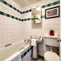 Отель Light 2-bed West End Apt Overlooking Kelvingrove Museum Глазго ванная фото 2