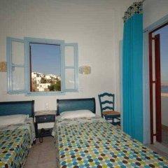 Hotel Psarou Beach комната для гостей фото 4