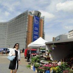 Отель B&B D&F Suites Brussels Бельгия, Брюссель - отзывы, цены и фото номеров - забронировать отель B&B D&F Suites Brussels онлайн городской автобус