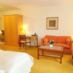 Отель Best Western Knudsens Gaard Оденсе комната для гостей фото 4