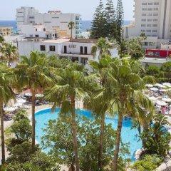 Отель Hipotels Said пляж