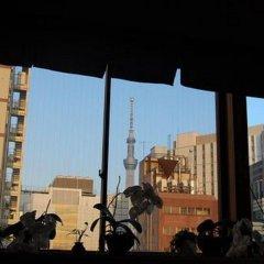 Отель Khaosan Tokyo Samurai Япония, Токио - отзывы, цены и фото номеров - забронировать отель Khaosan Tokyo Samurai онлайн комната для гостей фото 3