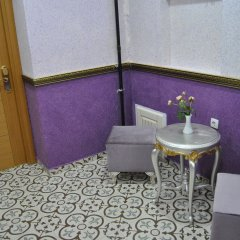 Santefe Hotel Турция, Стамбул - 1 отзыв об отеле, цены и фото номеров - забронировать отель Santefe Hotel онлайн балкон
