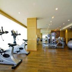 The ASHLEE Plaza Patong Hotel & Spa фитнесс-зал фото 2