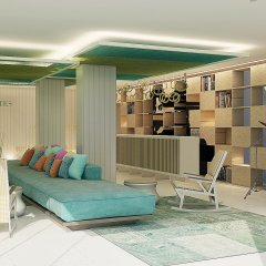 Отель Santos Ibiza Suites развлечения
