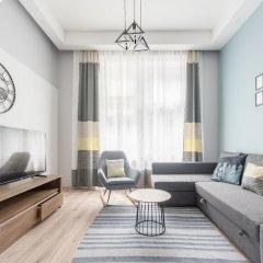 Апартаменты Oasis Apartments - Market Hall I Будапешт комната для гостей фото 4