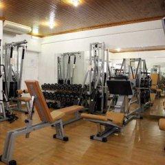 Отель CALEMA Монте-Горду фитнесс-зал фото 3