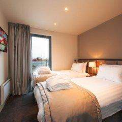 Отель La Reserve Aparthotel 4* Люкс с различными типами кроватей фото 5