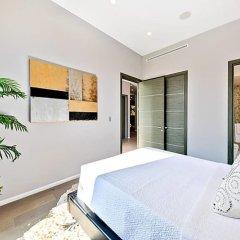 Отель Villa Giselle США, Лос-Анджелес - отзывы, цены и фото номеров - забронировать отель Villa Giselle онлайн комната для гостей фото 4