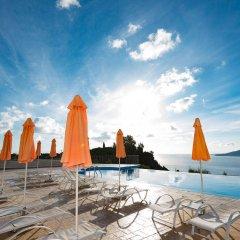 Avalon Hotel пляж фото 2