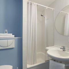 Отель B&B Hotel Leipzig-Nord Германия, Нордост - отзывы, цены и фото номеров - забронировать отель B&B Hotel Leipzig-Nord онлайн ванная
