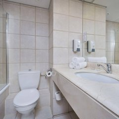 Be Club Hotel – All Inclusive Эйлат ванная