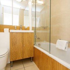 Отель Presidential Serviced Apartments Marylebone Великобритания, Лондон - отзывы, цены и фото номеров - забронировать отель Presidential Serviced Apartments Marylebone онлайн ванная фото 2