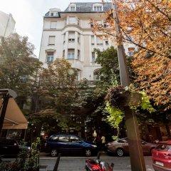 Апартаменты Kecskemeti 5 Apartment Будапешт парковка