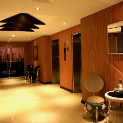 Arcadia Hotel Apartments интерьер отеля