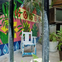 Отель Macarena Hostel Мексика, Канкун - отзывы, цены и фото номеров - забронировать отель Macarena Hostel онлайн интерьер отеля фото 2
