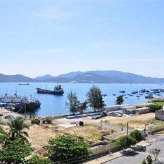 Отель Maritime Hotel Nha Trang Вьетнам, Нячанг - отзывы, цены и фото номеров - забронировать отель Maritime Hotel Nha Trang онлайн приотельная территория