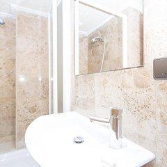 Отель Viveros Испания, Валенсия - отзывы, цены и фото номеров - забронировать отель Viveros онлайн ванная фото 2