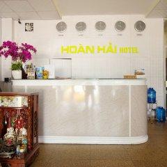 Hoan Hai Hotel интерьер отеля