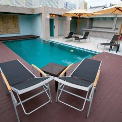 Sea Cono Boutique Hotel бассейн фото 2
