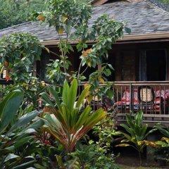 Отель Moorea Surf Bed and Breakfast Французская Полинезия, Муреа - отзывы, цены и фото номеров - забронировать отель Moorea Surf Bed and Breakfast онлайн