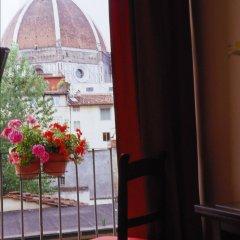 Отель California Италия, Флоренция - 1 отзыв об отеле, цены и фото номеров - забронировать отель California онлайн балкон