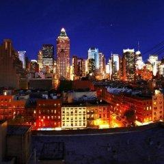 Отель Skyline Hotel США, Нью-Йорк - отзывы, цены и фото номеров - забронировать отель Skyline Hotel онлайн приотельная территория фото 2