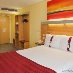Отель Holiday Inn Express London-Swiss Cottage Великобритания, Лондон - отзывы, цены и фото номеров - забронировать отель Holiday Inn Express London-Swiss Cottage онлайн комната для гостей фото 2