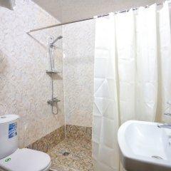Отель Tourist INN Hotel Узбекистан, Ташкент - отзывы, цены и фото номеров - забронировать отель Tourist INN Hotel онлайн ванная фото 2