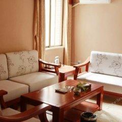 Отель Wulonghu Resort комната для гостей фото 3