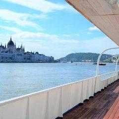 Отель Grand Jules Boat Будапешт пляж