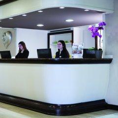 Отель Best Western Plus Tower Hotel Bologna Италия, Болонья - отзывы, цены и фото номеров - забронировать отель Best Western Plus Tower Hotel Bologna онлайн интерьер отеля фото 3