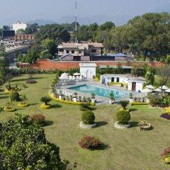 Отель Shanker Непал, Катманду - отзывы, цены и фото номеров - забронировать отель Shanker онлайн балкон