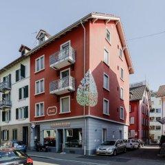 Отель Swiss Star Apartments West End Швейцария, Цюрих - отзывы, цены и фото номеров - забронировать отель Swiss Star Apartments West End онлайн фото 7