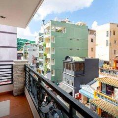Hanh Chuong Hotel балкон