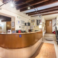 Отель Iris Venice Италия, Венеция - 3 отзыва об отеле, цены и фото номеров - забронировать отель Iris Venice онлайн интерьер отеля фото 5