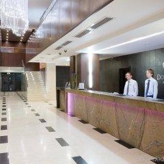 Гостиница DoubleTree by Hilton Novosibirsk интерьер отеля