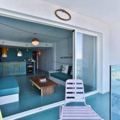 Отель Dorado Ibiza Suites - Adults Only Испания, Сант Джордин де Сес Салинес - отзывы, цены и фото номеров - забронировать отель Dorado Ibiza Suites - Adults Only онлайн сауна