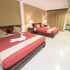 Отель Eastin Easy Siam Piman Бангкок комната для гостей фото 2