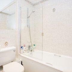Отель 2 Bedroom Apartment in Westminister Великобритания, Лондон - отзывы, цены и фото номеров - забронировать отель 2 Bedroom Apartment in Westminister онлайн ванная фото 2