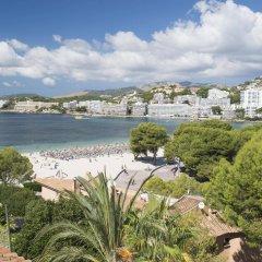 Отель Apartamentos Delfin Casa Vida пляж