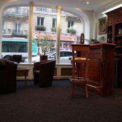 Отель Hôtel Metropol интерьер отеля фото 5