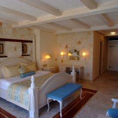 Likya Residence Hotel & Spa Boutique Class Калкан комната для гостей фото 3