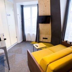 Отель Urban Bivouac Hôtel Tolbiac Olympiades Франция, Париж - отзывы, цены и фото номеров - забронировать отель Urban Bivouac Hôtel Tolbiac Olympiades онлайн комната для гостей фото 4