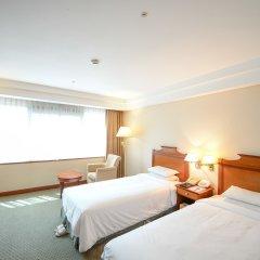 Отель Inter-Burgo Южная Корея, Тэгу - отзывы, цены и фото номеров - забронировать отель Inter-Burgo онлайн комната для гостей фото 5