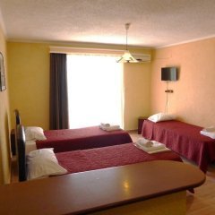 Отель Olympic Bibis Hotel Греция, Метаморфоси - отзывы, цены и фото номеров - забронировать отель Olympic Bibis Hotel онлайн комната для гостей фото 3