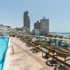 Sea N' Rent Selected Apartments Израиль, Тель-Авив - отзывы, цены и фото номеров - забронировать отель Sea N' Rent Selected Apartments онлайн бассейн фото 3