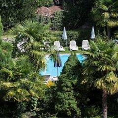 Hotel Thurnergut Меран бассейн фото 2