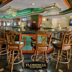 Florencia Plaza Hotel гостиничный бар